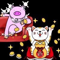 猫に小判豚に真珠