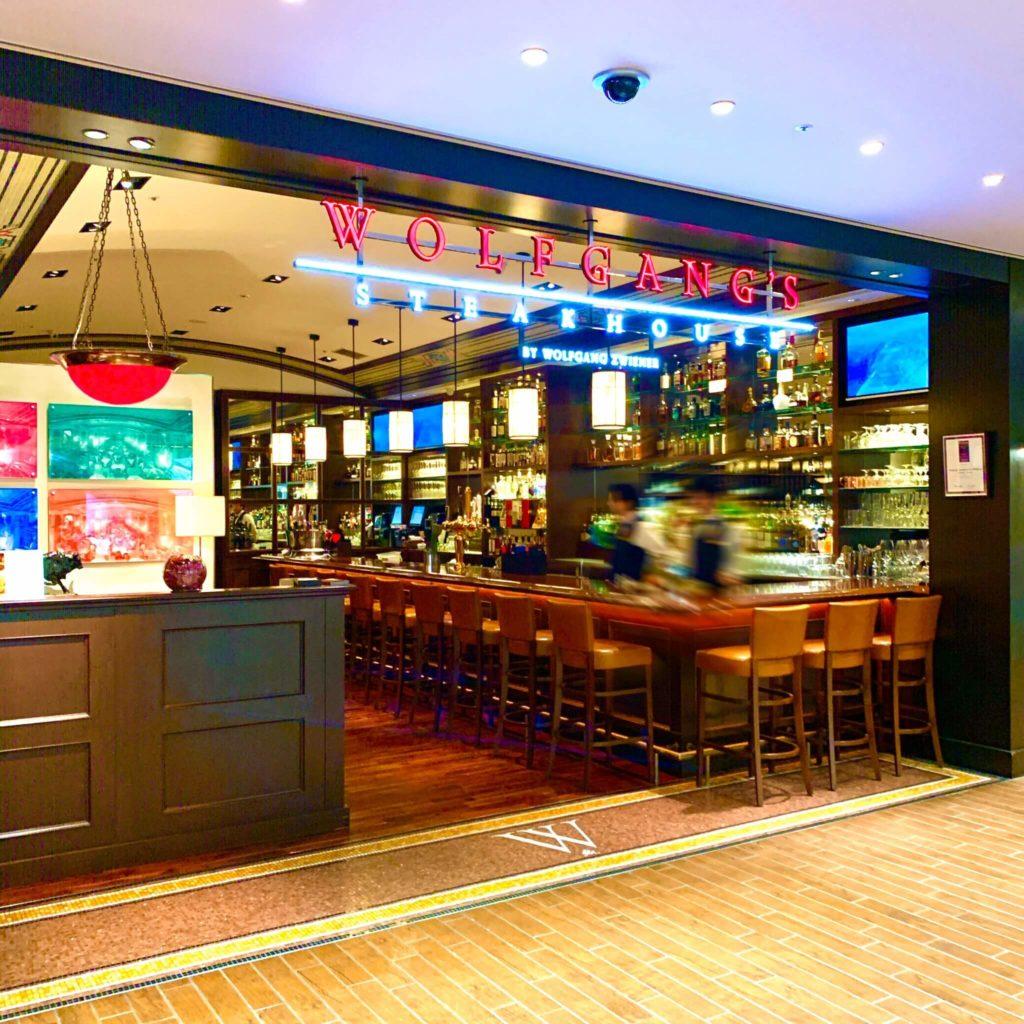 ウルフギャング・ステーキハウス 大阪店