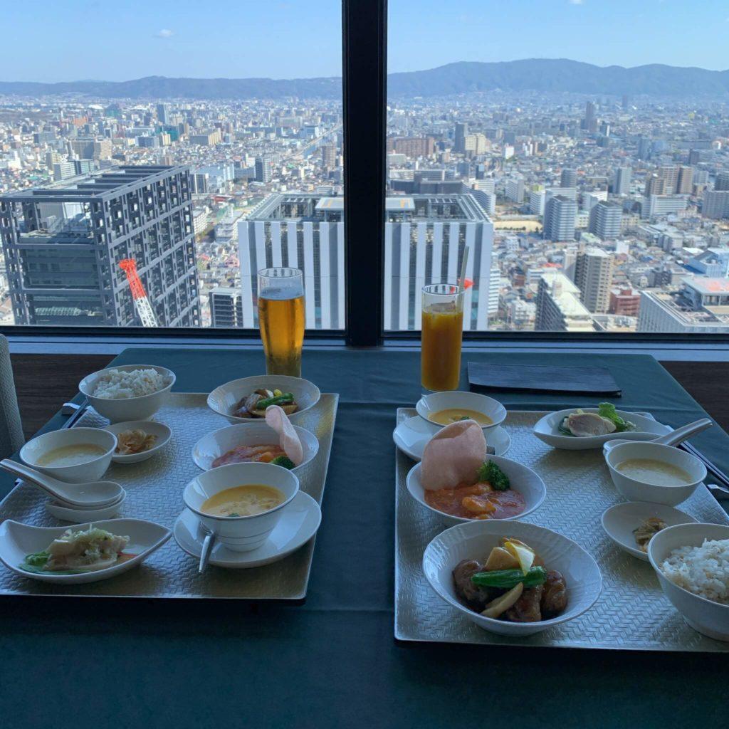 『ティーズガーデン京橋』 天空の中華レストラン