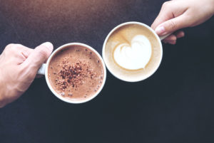 コーヒーデート