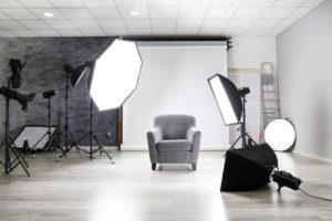 写真スタジオ