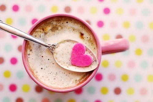 可愛いコーヒー